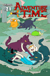 Adventure Time #21 LITE