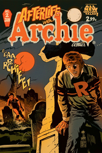 Afterlife with Archie #2 Cover LITE