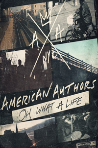 American Authors - Oh, What a LIfe CD LITE