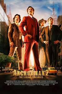 Anchorman 2 Extended Cut