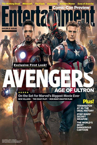 Avengers Age of Ultron Cover LITE