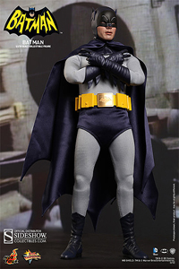 Batman 1966 Film Hot Toys Figure Lite