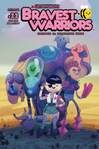Bravest Warriors #22 LITE