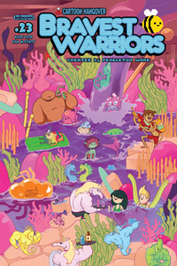 Bravest Warriors #23 LITE