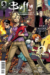 Buffy Season 10 #1 LITE