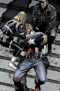 Captain America Death