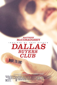 Dallas Buyers Club Poster LITE