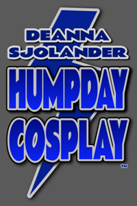 DEANNA SJOLANDER FINAL FINAL 2014 HUMPDAY COSPLAY™ LOGO WIDGET LITE