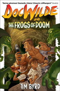 Doc Wilde and The Frogs of Doom LITE