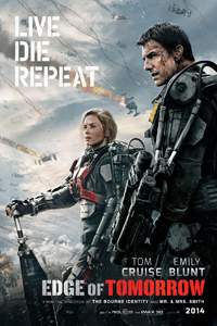 Edge of Tomorrow Poster LITE