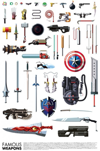 FAMOUS WEAPONS LITE