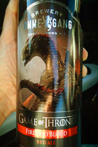 Game of Thrones Fire & Ice Brews LITE