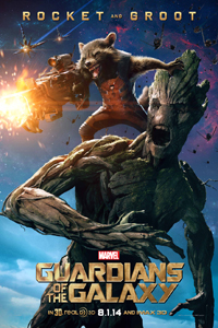 GUARDIANS OF THE GALAXY…  Marvel has another huge winner on their hands