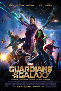 Guardians of the Galaxy Poster LITE