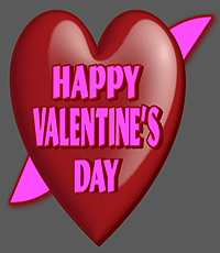 Happy Valentine's Day SIDEBAR 2014