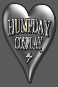 HUMPDAY COSPLAY 2012 LITE LOGO