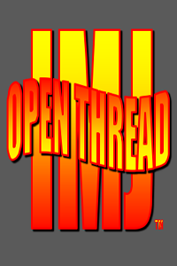 IMJ OPEN THREAD FIRE LOGO LITE