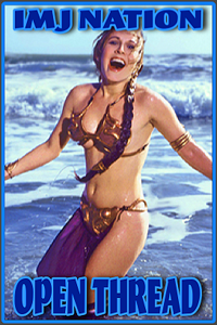 IMJ Open Thread Princess Leia LITE