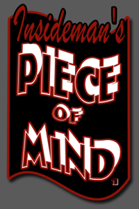 INSIDEMAN'S PIECE OF MIND™ 2012 LOGO LITE
