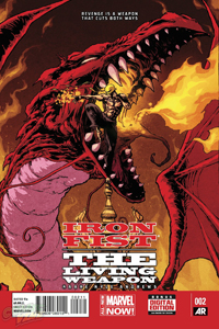 Iron Fist The Living Weapon LITE