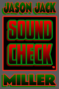 JASON JACK MILLER SOUND CHECK™ CHRISTMAS LOGO LITE