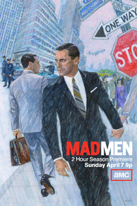 Mad Men Season 6 Poster LITE