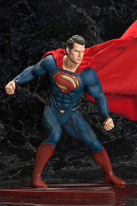Man of Steel Superman ARTFX Kotobukiya Statue