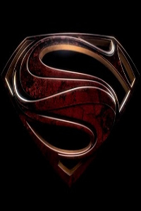 Man of Steel Logo LITE