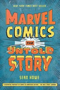 Marvel Comics The Untold Story Softcover LITE
