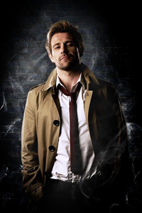 MATT RYAN AS JOHN CONSTANTINE LITE