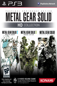 Metal Gear Solid HD Collection LITE
