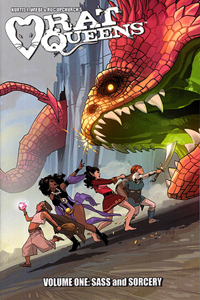 Rat Queens Vol 1 LITE