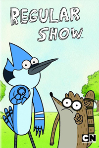 Regular Show Poster LITE