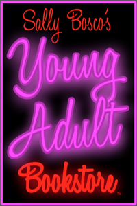 Sally Bosco Young Adult Bookstore WIDGET LITE
