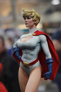 Sideshow Power Girl LITE