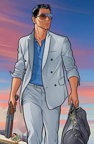 Sterling Archer LITE