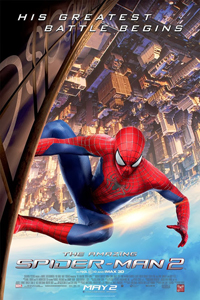 The Amazing Spider-Man 2 Poster LITE