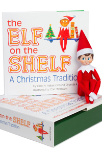 The Elf on the Shelf LITE