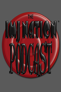 The IMJ Nation™ Podcast Logo LITE