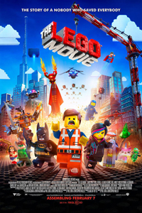 The Lego Movie Poster LITE