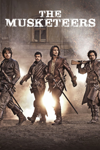 The Musketeers BBC Poster LITE