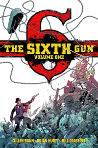 The Sixth Gun Deluxe Hardcover