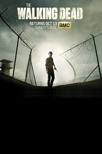 The Walking Dead Season 4 Poster LITE