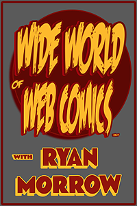 WIDE WORLD OF WEB COMICS RYAN MORROW 2014 FINAL LITE